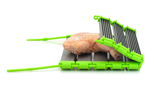 調整型鮮食解凍捲 X 降溫板【MULTEE摩堤_鑄鐵鍋系列用品】
