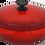 Thumbnail: 饗宴系列26cm媽媽鍋-摩力紅【MULTEE摩堤鑄鐵鍋-饗宴系列】