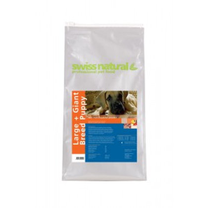 4 kg SwissNatural Large & Giant Breed Puppymit Huhn und Reis