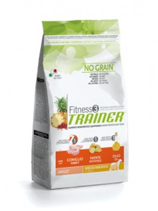 "Trainer FITNESS 3 Adult Medium-Maxi Kaninchen & Kartoffel"" 3 kg"