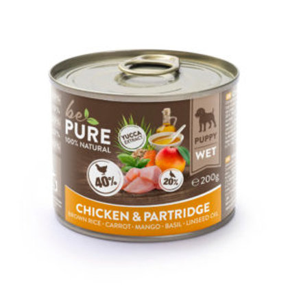 Chicken & Partridge 200 g
