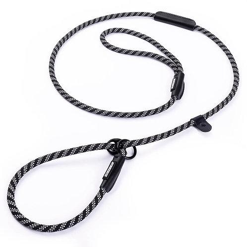 Moxon Leine Rope schwarz (A) 1,2m-12mm