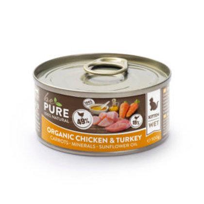 Organic Chicken & Turkey