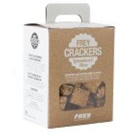 FREY Leinsamen Hirse Crackers 800 Gr