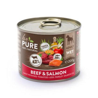 Beef & Salmon 200 g