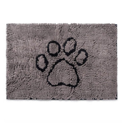 Dog Gone Smart Dirty Dog Doormat grau