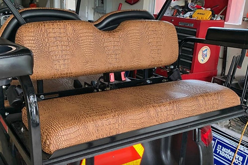 Front Seat / Rear Seat Combo (Gator)
