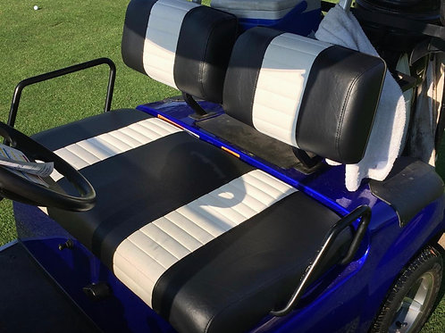 Yamaha G-16/G-22 Front Seat/Rear Seat Combo (2 Stripe)