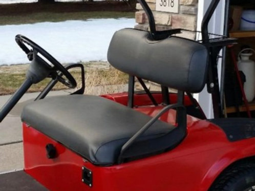 Front Seat / Rear Seat Cover Combos ( Solid Color)