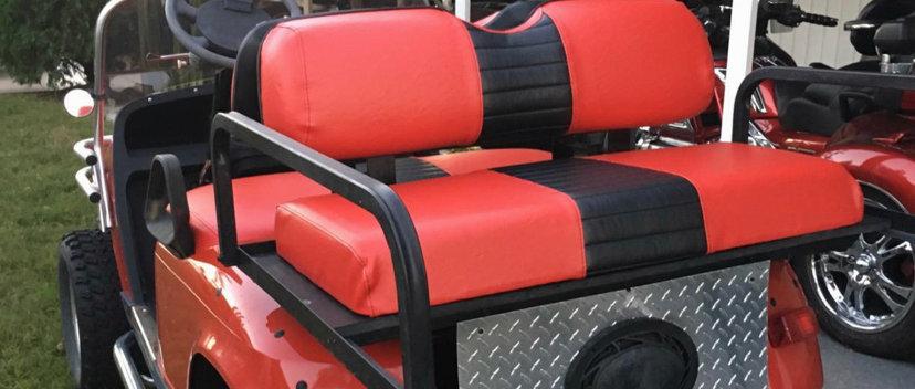 Rear Seat (1 Stripe)