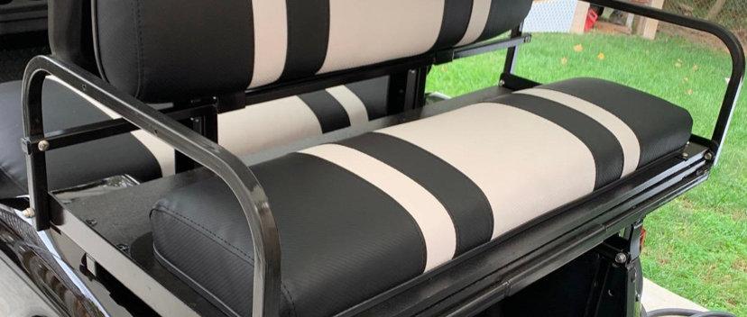 Rear Seat (3 Stripe)