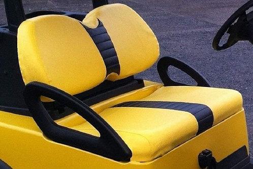 Club Car Precedent 1-Stripe Cart Seat Cover