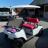 Club Car Ds 2000 Plus - Pink