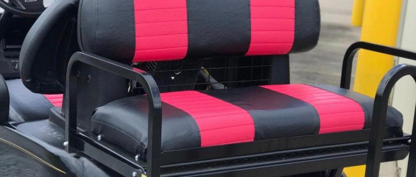 Rear Seat (2 Stripe)