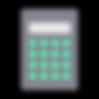 安心会計の電卓