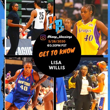 HBTV WITH SWG: LISA WILLIS