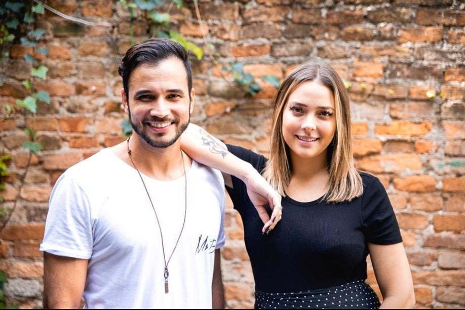 Carol Dantas e Mateus Lopes em 2Lov