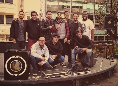 Maçã de Cesto participa de show contra depressão e suicídio na Galeria do Rock