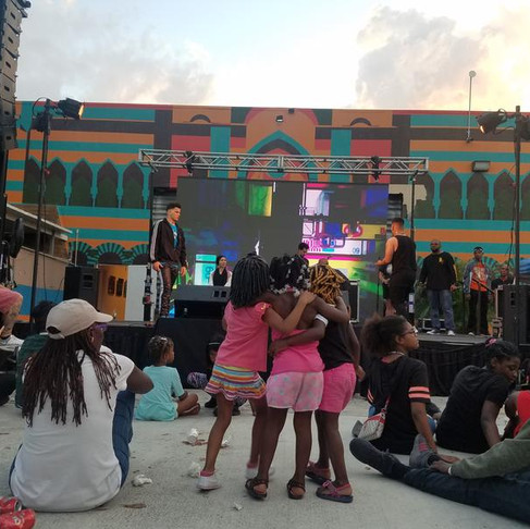 Teaching Opa-Locka's Youth About Muslim Culture Through Hip-Hop