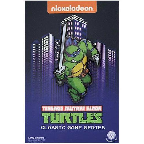TMNT Turtles in time Leonardo pin