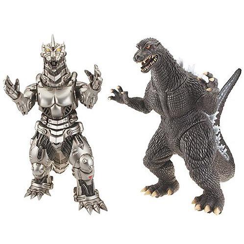 Godzilla Large Vinyl 12-Inch Scale Action Figure