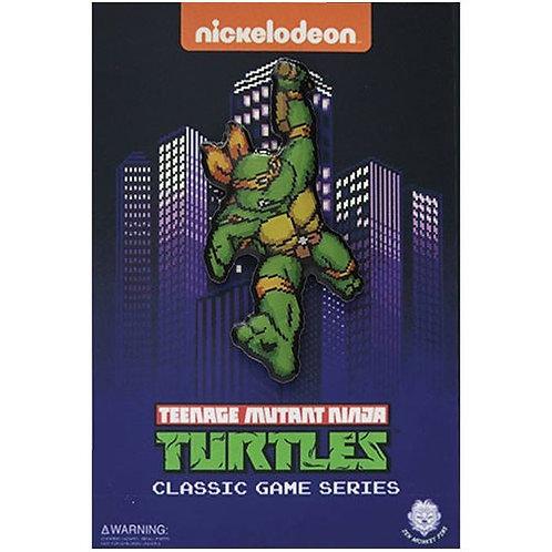 TMNT Turtles in time Character Michelangelo
