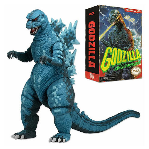 Godzilla King of the Monsters Video Game Appearance