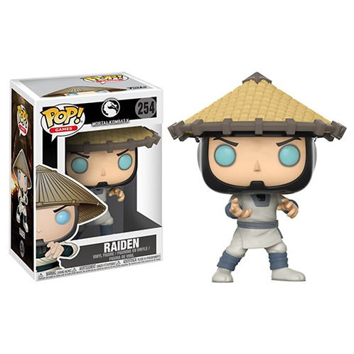 Funko Pop: Raiden Mortal Kombat
