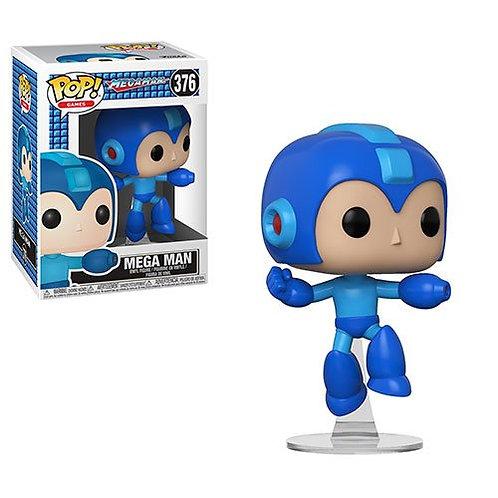 Funko Pop: Mega Man Jumping