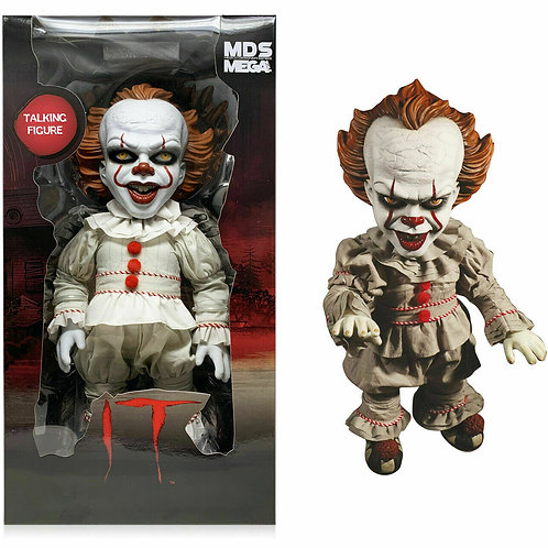 "It Pennywise Mega-Scale 15"" talking Doll"