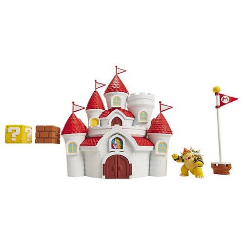 Nintendo Mushroom Kingdom Castle Playset