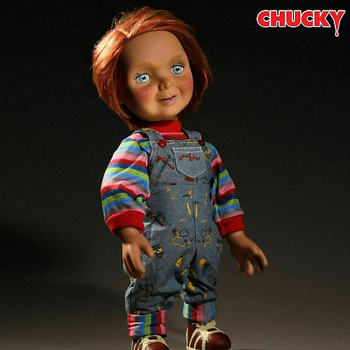 Child's Play Good Guy Chucky 15-Inch Talking Doll
