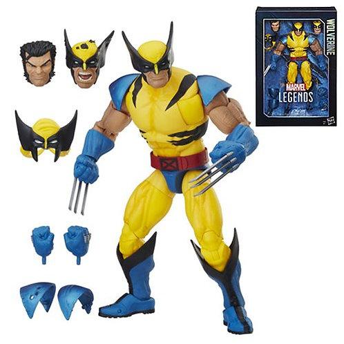 Marvel Legends 12-Inch Wolverine Action Figure