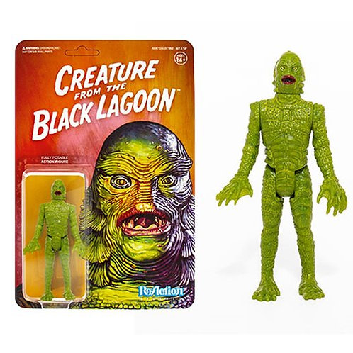 Universal Monsters Creature 3 3/4-inch ReAction Figure