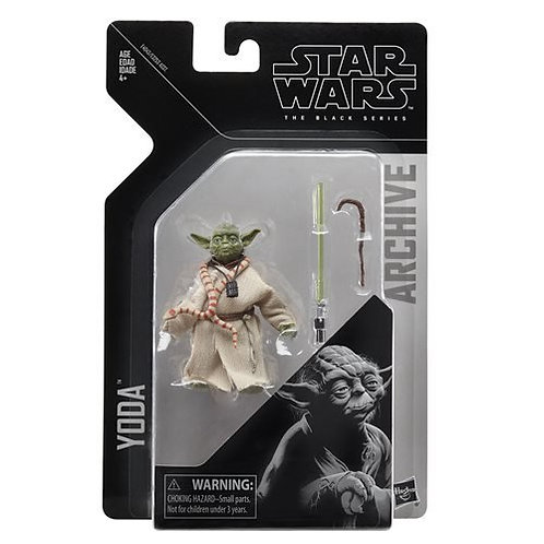 "Star Wars The Black Series YODA 6""Action Figure"