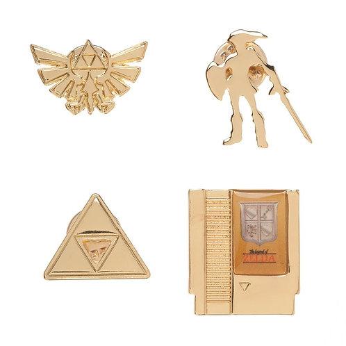 Zelda lapel pin