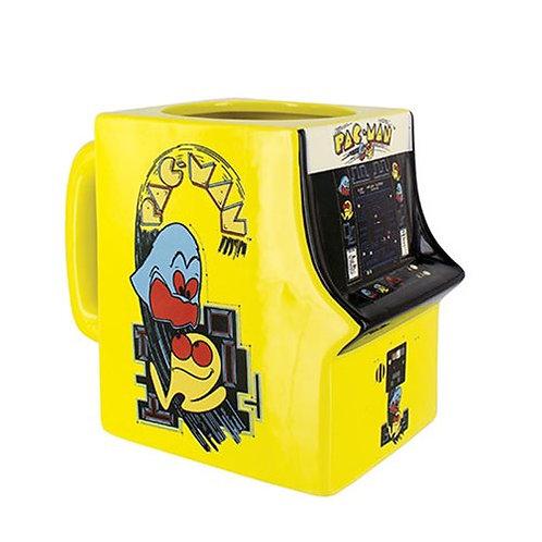 Pac-man Arcade shaped mug