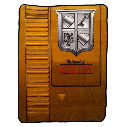 Nintendo Zelda Gold Cartridge Throw