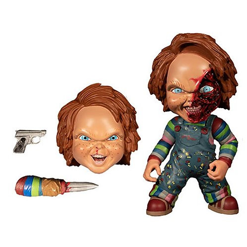 "Child's Play  Chucky Stylized  6"" Action Figure"