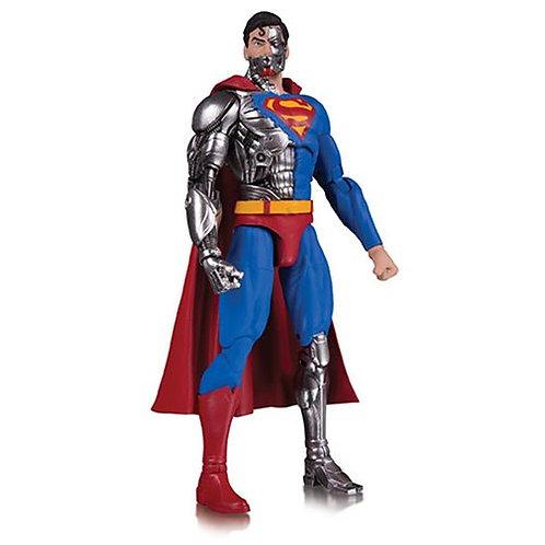DC Essential Cyborg Superman Action Figure