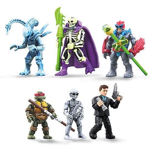 Mega Construx Heroes Mini-Figures