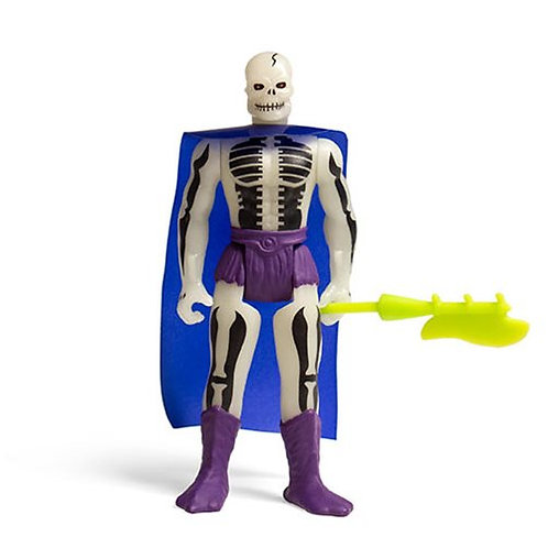 Masters Of The Universe 3 3/4-inch Scare Glow ReAction Figure