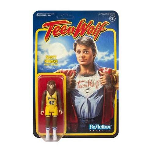 Teen Wolf Scott Howard Varsity 3 3/4-Inch ReAction Figure