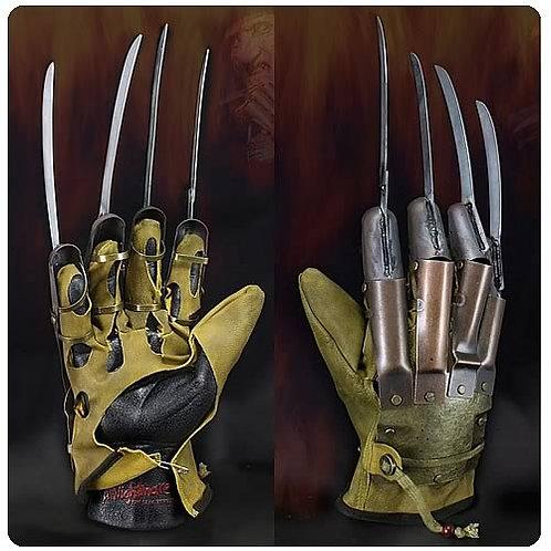 Nightmare on Elm Street (84) Freddy Krueger Glove Replica