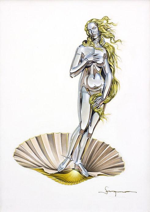 Sorayama Venus-min.jpg
