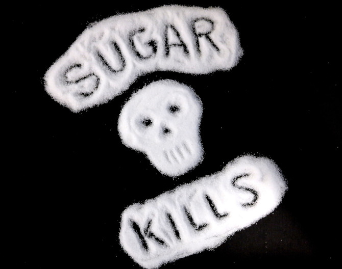 Sugar...white death