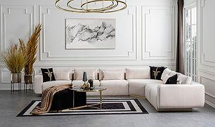 Pamira Luxury Corner sets