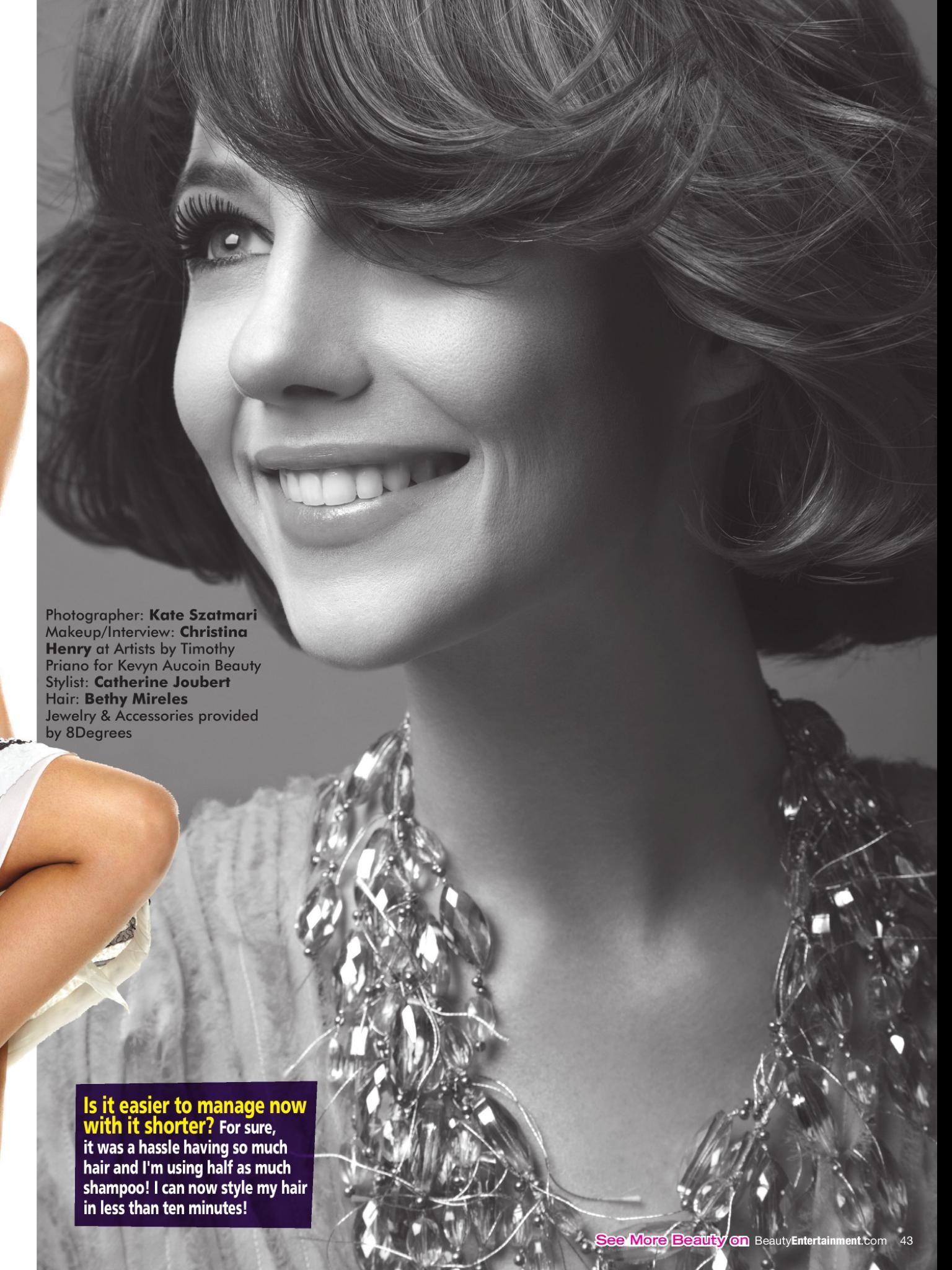 Beauty Entertainment Magazine