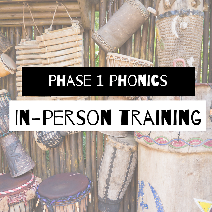 Fabulous Phase 1 phonics - Middlesbrough (Coulby Newham)