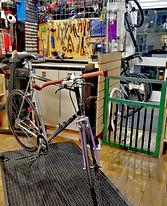 North London Bicycle service workshop repairs punctures